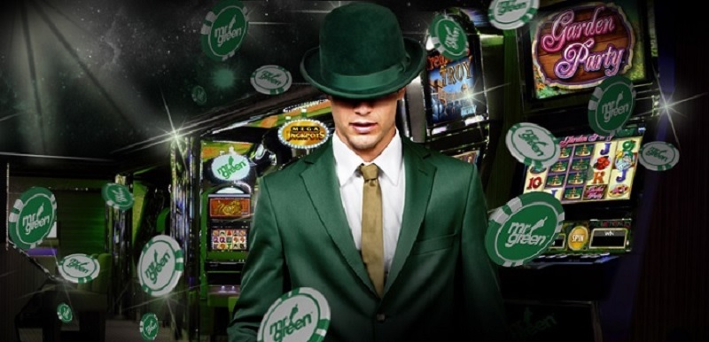 Mr Green gratis free spins